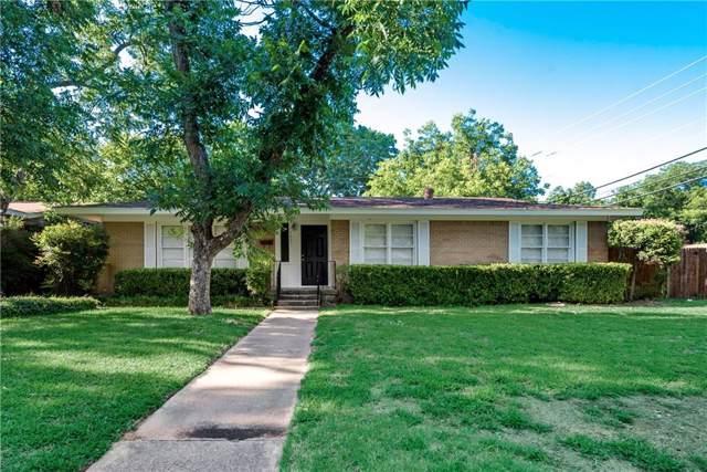1601 Larkspur Drive, Arlington, TX 76013 (MLS #14138106) :: Lynn Wilson with Keller Williams DFW/Southlake