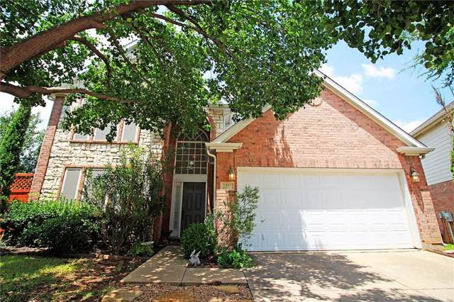 2217 Double Oak Court, Bedford, TX 76021 (MLS #14138108) :: Baldree Home Team