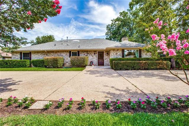 4223 High Summit Drive, Dallas, TX 75244 (MLS #14138109) :: RE/MAX Town & Country