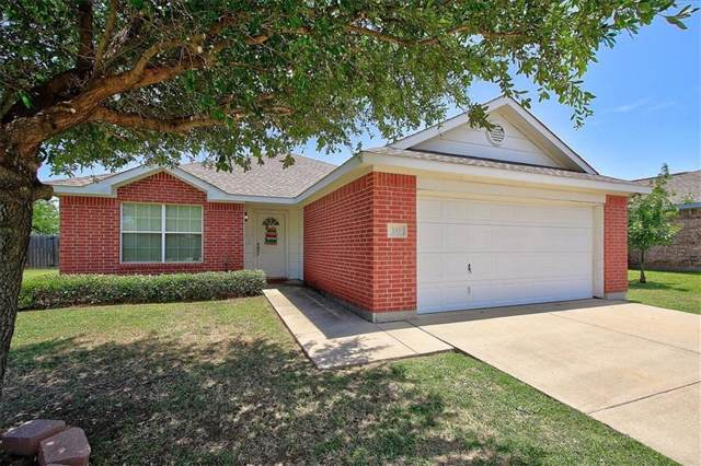 110 Palomino Lane, Krum, TX 76249 (MLS #14138113) :: RE/MAX Town & Country