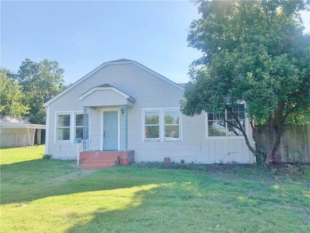 103 N Carr Avenue, Sherman, TX 75090 (MLS #14138127) :: Lynn Wilson with Keller Williams DFW/Southlake