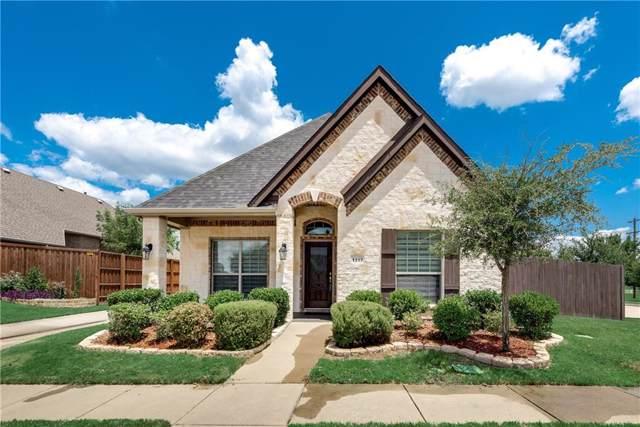 1317 Terrace Lane, Allen, TX 75002 (MLS #14138134) :: Lynn Wilson with Keller Williams DFW/Southlake