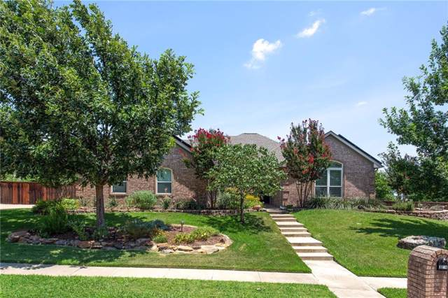 3204 Springwood Road, Flower Mound, TX 75028 (MLS #14138141) :: RE/MAX Town & Country