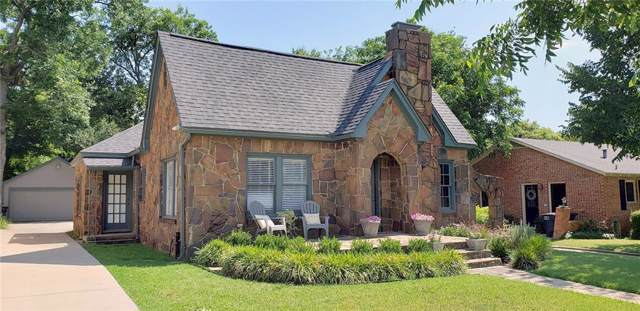 3821 Mattison Avenue, Fort Worth, TX 76107 (MLS #14138142) :: RE/MAX Town & Country