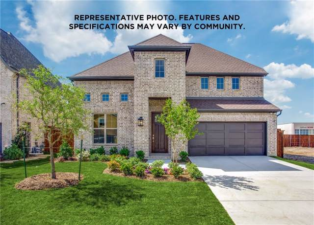 4501 Tall Knight Lane, Carrollton, TX 75010 (MLS #14138144) :: RE/MAX Town & Country