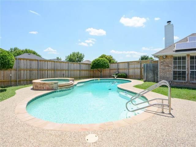 106 Sheri Way, Red Oak, TX 75154 (MLS #14138172) :: RE/MAX Town & Country