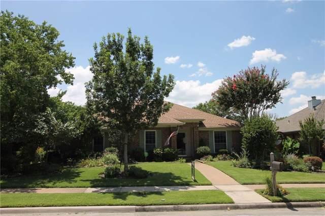1854 College Parkway, Lewisville, TX 75077 (MLS #14138180) :: Lynn Wilson with Keller Williams DFW/Southlake