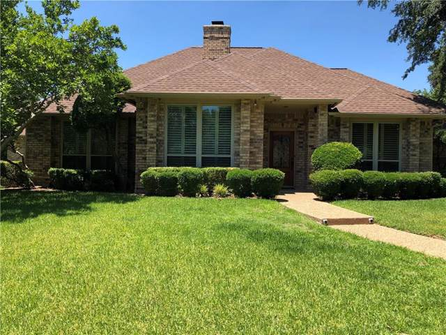 6905 Battle Creek Road, Fort Worth, TX 76116 (MLS #14138188) :: RE/MAX Town & Country