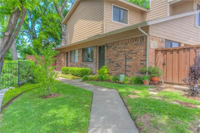 5744 Cedar Creek Drive, Benbrook, TX 76109 (MLS #14138195) :: Kimberly Davis & Associates
