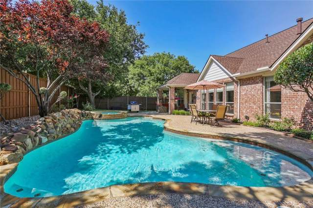 6003 Thorn Trail, Flower Mound, TX 75028 (MLS #14138233) :: RE/MAX Town & Country