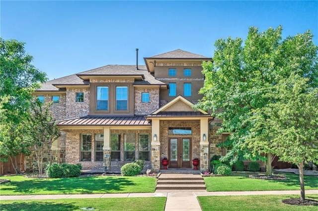 3137 Fayette Trail, Frisco, TX 75034 (MLS #14138234) :: RE/MAX Town & Country