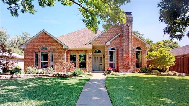 1405 Ridgemoor Lane, Richardson, TX 75082 (MLS #14138236) :: Camacho Homes