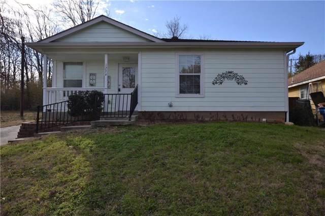 1226 W Johnson Street, Denison, TX 75020 (MLS #14138243) :: RE/MAX Town & Country