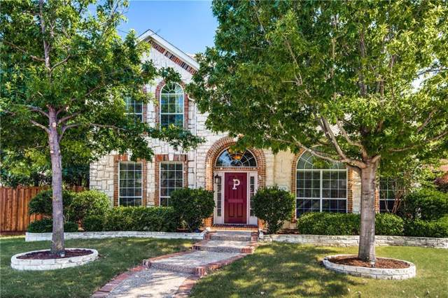 2471 Falcon Point Drive, Frisco, TX 75033 (MLS #14138257) :: All Cities Realty