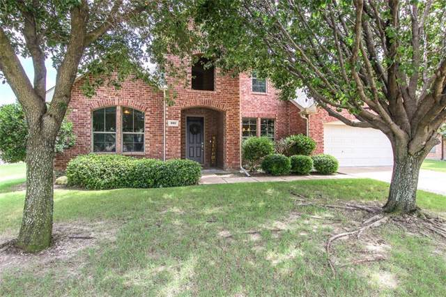321 Creekside Trail, Argyle, TX 76226 (MLS #14138260) :: RE/MAX Town & Country