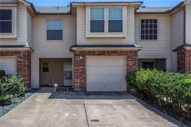 3962 Fernando Drive, Fort Worth, TX 76040 (MLS #14138267) :: Robbins Real Estate Group
