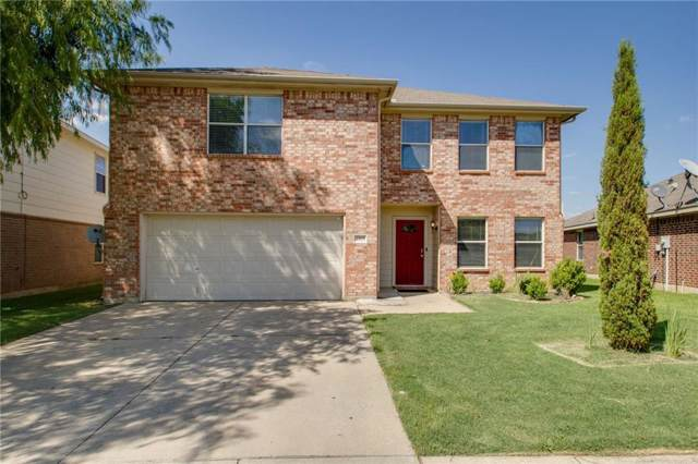 4909 Trail Hollow Drive, Fort Worth, TX 76244 (MLS #14138282) :: RE/MAX Town & Country