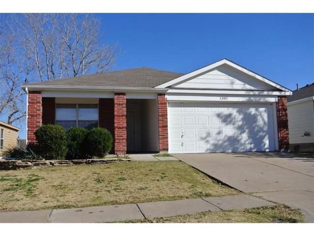 1301 Mallard Drive, Sherman, TX 75092 (MLS #14138285) :: Lynn Wilson with Keller Williams DFW/Southlake
