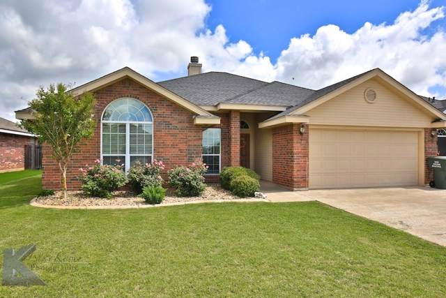 950 Swift Water Drive, Abilene, TX 79602 (MLS #14138292) :: RE/MAX Town & Country