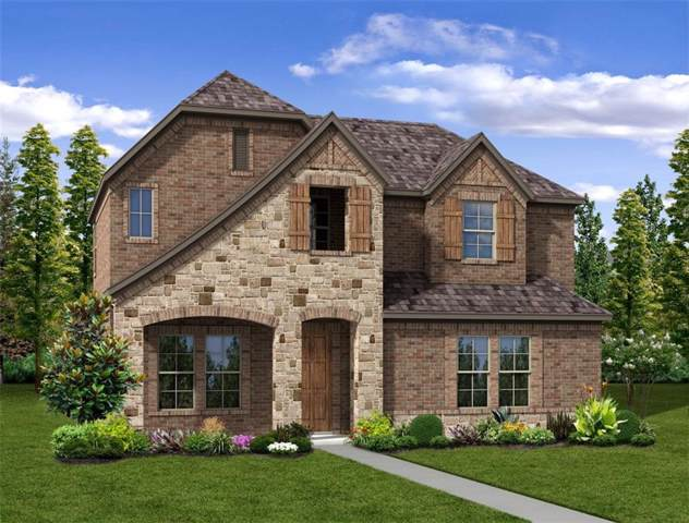 1431 Scarlet Lane, Frisco, TX 75033 (MLS #14138293) :: Lynn Wilson with Keller Williams DFW/Southlake