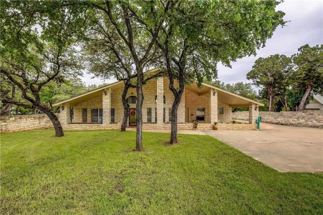 6009 Hudson Bend Road, Austin, TX 78734 (MLS #14138305) :: The Rhodes Team