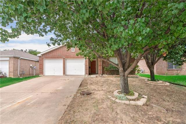 1508 Mosscreek Drive, Denton, TX 76210 (MLS #14138310) :: RE/MAX Town & Country