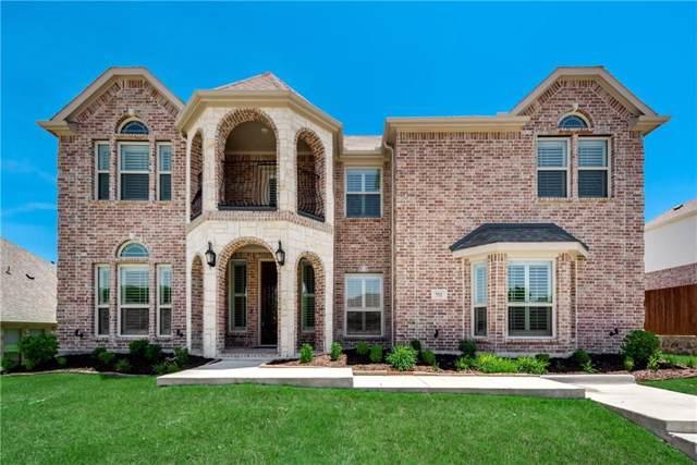 752 Wildwood Lane, Rockwall, TX 75087 (MLS #14138337) :: RE/MAX Town & Country