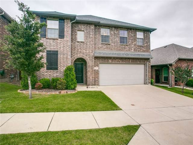 3813 Whisper Hollow Way, Fort Worth, TX 76137 (MLS #14138354) :: Frankie Arthur Real Estate