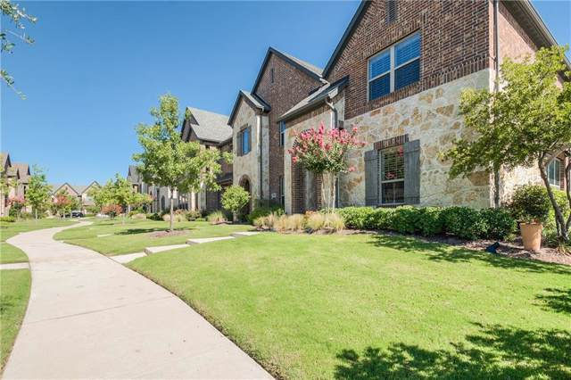 4654 Rhett Lane I, Carrollton, TX 75010 (MLS #14138359) :: The Tierny Jordan Network