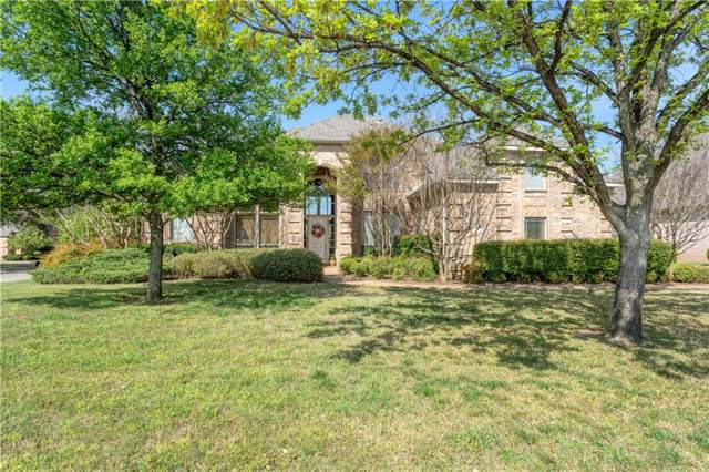 916 Wentwood Drive, Southlake, TX 76092 (MLS #14138361) :: The Star Team | JP & Associates Realtors
