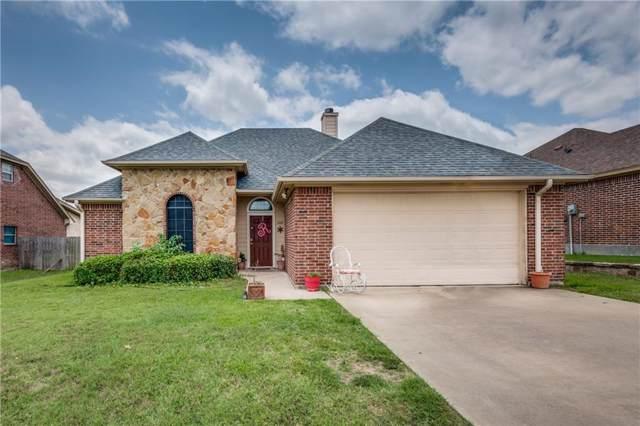 1727 Lakeway Drive, Cleburne, TX 76033 (MLS #14138385) :: Kimberly Davis & Associates