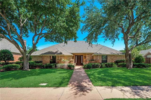 5905 Fossil Ridge Drive, Plano, TX 75093 (MLS #14138401) :: RE/MAX Town & Country