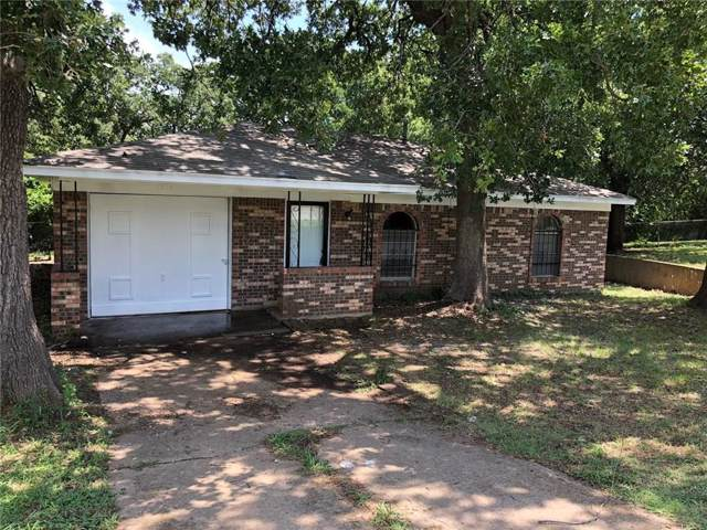 1214 Carla Street, Denison, TX 75020 (MLS #14138414) :: RE/MAX Town & Country