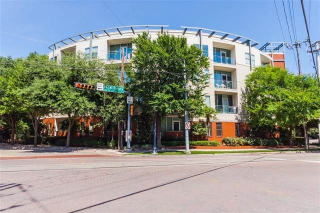 2950 Mckinney Avenue #202, Dallas, TX 75204 (MLS #14138419) :: HergGroup Dallas-Fort Worth