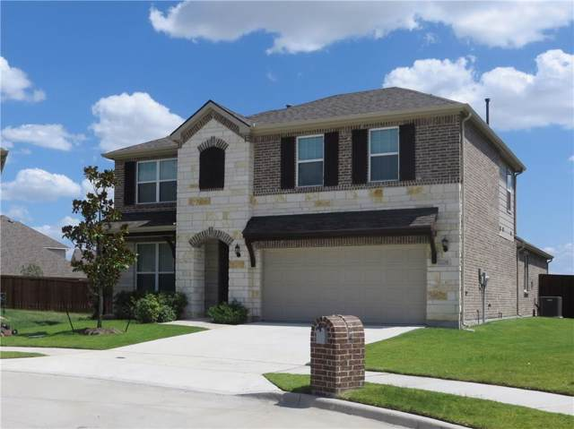 2228 Hull Point, Little Elm, TX 75068 (MLS #14138422) :: Real Estate By Design