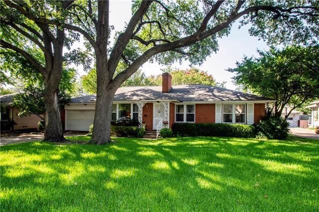 6435 Tulip Lane, Dallas, TX 75230 (MLS #14138428) :: Lynn Wilson with Keller Williams DFW/Southlake