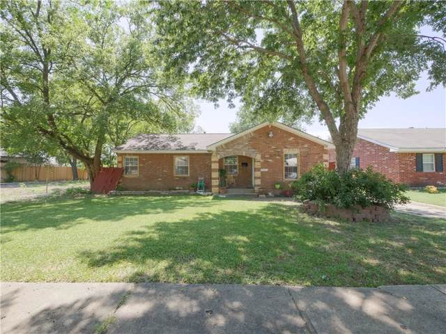 3908 Rochelle Drive, Dallas, TX 75220 (MLS #14138436) :: The Mitchell Group