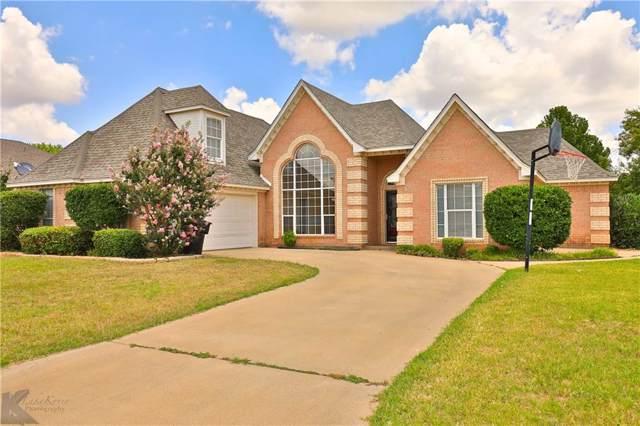 5410 Willow Ridge Road, Abilene, TX 79606 (MLS #14138443) :: Ann Carr Real Estate