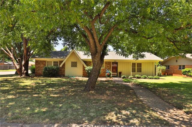 2248 Crescent Drive, Abilene, TX 79605 (MLS #14138450) :: Lynn Wilson with Keller Williams DFW/Southlake