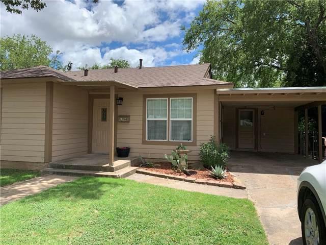 1704 Glenn Drive, Blue Mound, TX 76131 (MLS #14138459) :: Lynn Wilson with Keller Williams DFW/Southlake