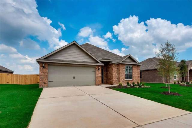 1605 Conley Lane, Crowley, TX 76036 (MLS #14138472) :: RE/MAX Town & Country