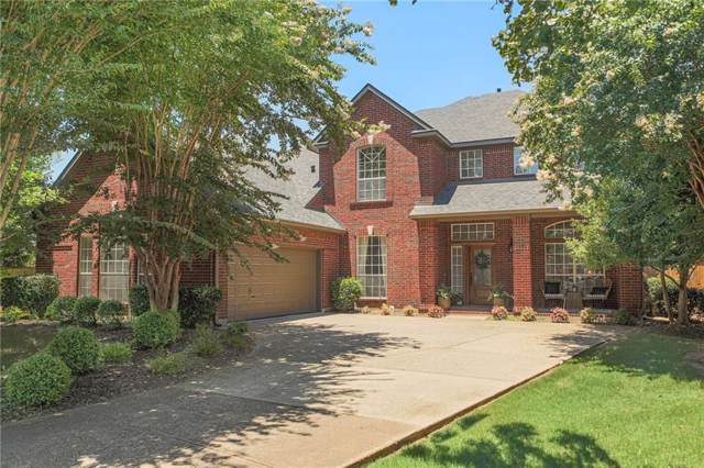 5416 Arbor Hollow Drive, Mckinney, TX 75072 (MLS #14138476) :: The Real Estate Station