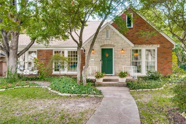 6116 Kenwood Avenue, Dallas, TX 75214 (MLS #14138485) :: Robbins Real Estate Group