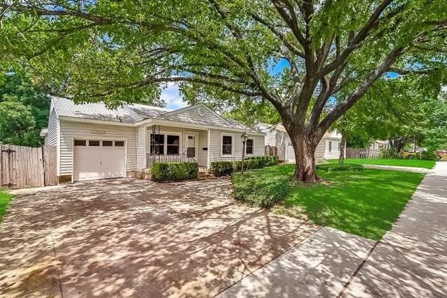 1632 Connally Terrace, Arlington, TX 76010 (MLS #14138494) :: RE/MAX Town & Country