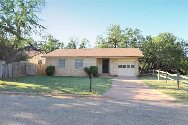 3302 Iris Street, Abilene, TX 79603 (MLS #14138527) :: Lynn Wilson with Keller Williams DFW/Southlake