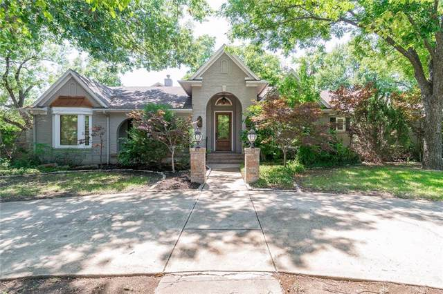 12107 Shiremont Drive, Dallas, TX 75230 (MLS #14138528) :: Lynn Wilson with Keller Williams DFW/Southlake