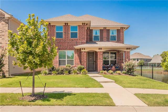 1113 Marietta Lane, Aubrey, TX 76227 (MLS #14138538) :: Lynn Wilson with Keller Williams DFW/Southlake
