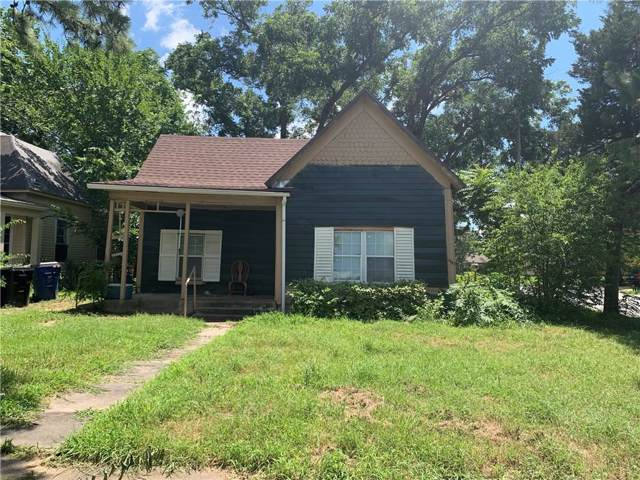 530 W Hull Street, Denison, TX 75020 (MLS #14138564) :: RE/MAX Town & Country