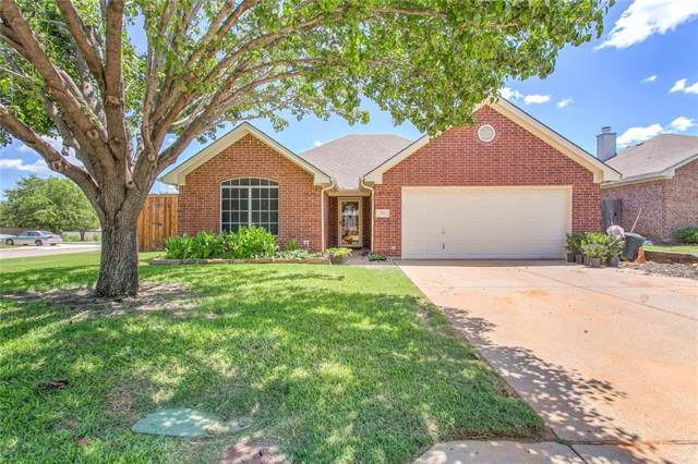 501 Birch Street, Crowley, TX 76036 (MLS #14138571) :: RE/MAX Town & Country