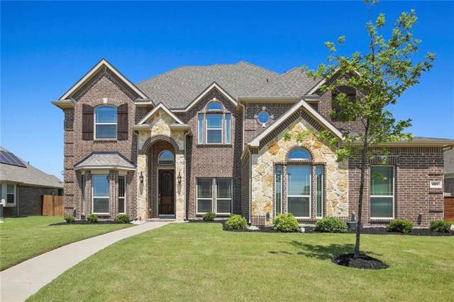 603 San Ysidro Trail, Mansfield, TX 76063 (MLS #14138587) :: RE/MAX Town & Country
